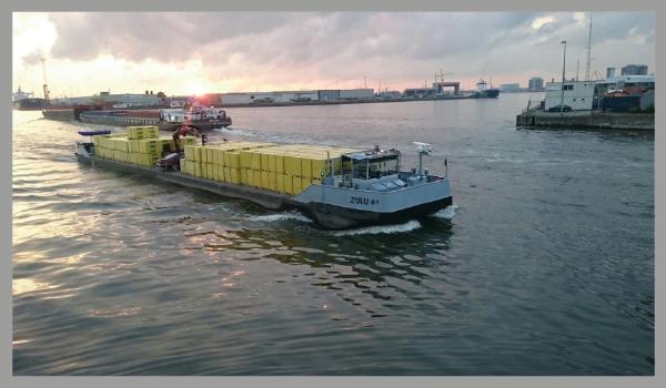 Smart Track 4 Waterway Project – IT-OPTICS